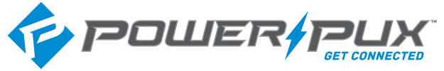 Power Pux Logo Charcoal and Blue.png
